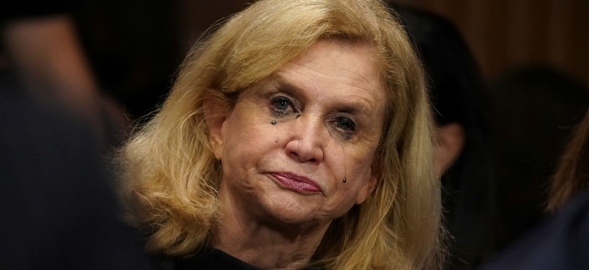 """Workers would cover for whoever is out of the office,"" Rep. Carolyn Maloney said. ""This is really a win-win."""