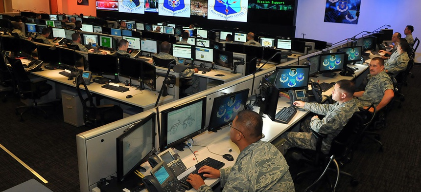 The U.S. military is shifting the focus of its cyberwarfare forces.