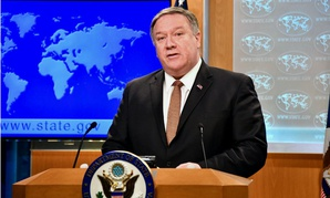 Secretary of State Mike Pompeo supports career staff, a spokesperson said.