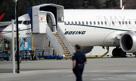 Boeing is accused of not being fully forthcoming about changes it made to the 737 Max