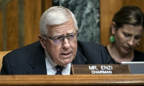 Sen. Mike Enzi, R-Wyo., chairman of the Senate Budget Committee, opposed Democratic attempts to protect federal employee benefits at this stage in the negotiations.