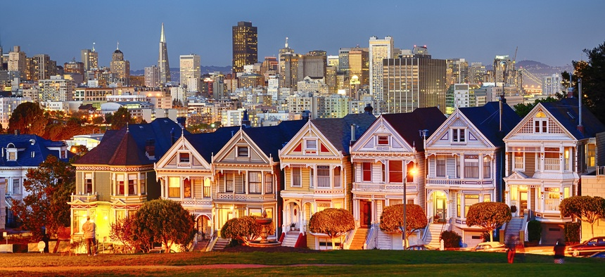Rent control in San Francisco benefited tenants who lived in controlled units—but ultimately contributed to rising rental prices citywide.