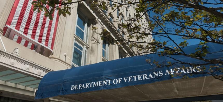 VA headquarters in Washington.