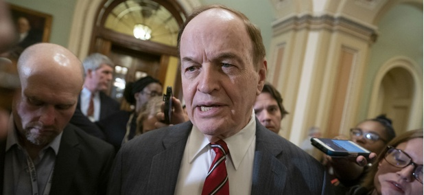 Sen. Richard Shelby, R-Ala., said he hopes the current fights are not a preview of what's to come.