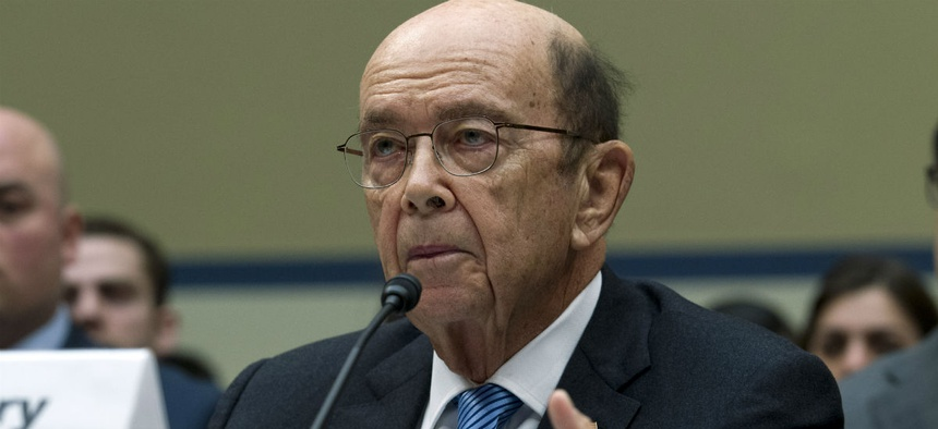 Commerce Secretary Wilbur Ross and other officials had justified the addition of the question on the basis that it would facilitate collection of census district data to help with enforcement of the Voting Rights Act.