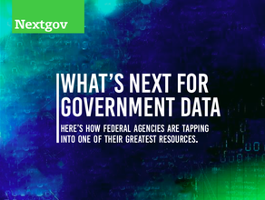 What's Next for Government Data