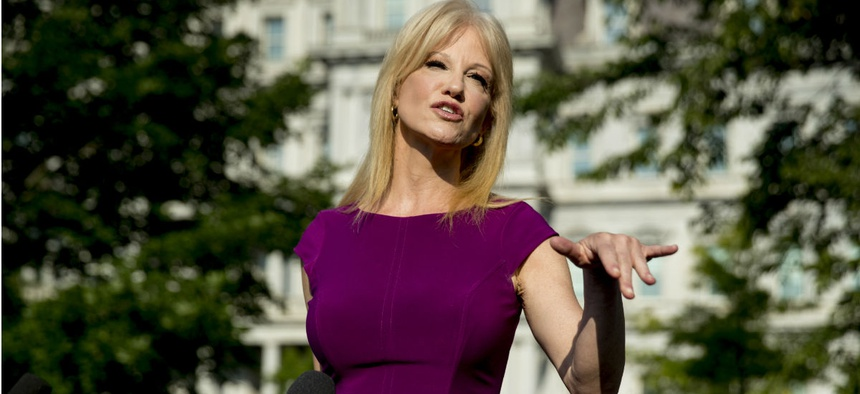 Special Counsel Calls For Firing Of Kellyanne Conway To Enforce Hatch Act Government Executive
