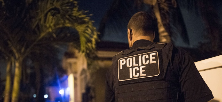 Immigration and Customs Enforcement changed the way it calculates overtime for employees to comply with governmentwide guidance.