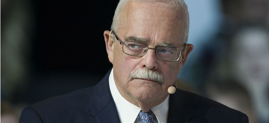Rep. Gerry Connolly, D-Va., says the number of acting officials and high vacancy rate is making it hard for agencies to fulfill their missions.