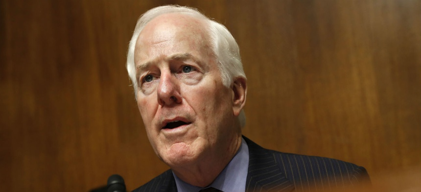 Sen. John Cornyn, R-Texas, was one of the lawmakers who signed onto a letter expressing concern about the policy.
