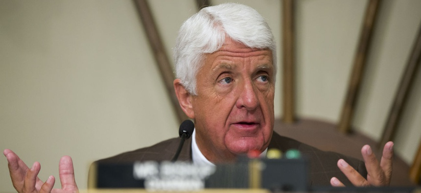 Rep. Rob Bishop, R-Utah, agreed legislation to protect scientific integrity was necessary, but said his committee was not the right place to do it.