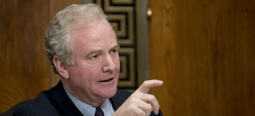"""Sen. Chris Van Hollen, D-Md., said: """"We all knew this move made no sense and was driven by ideology over science."""""""