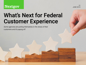 What's Next for Federal Customer Experience