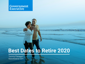 Best Dates to Retire 2020