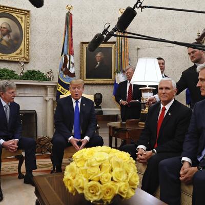 Trump Names Robert O'Brien His 4th National Security Advisor