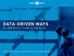 Data Driven Ways to Improve Public Health