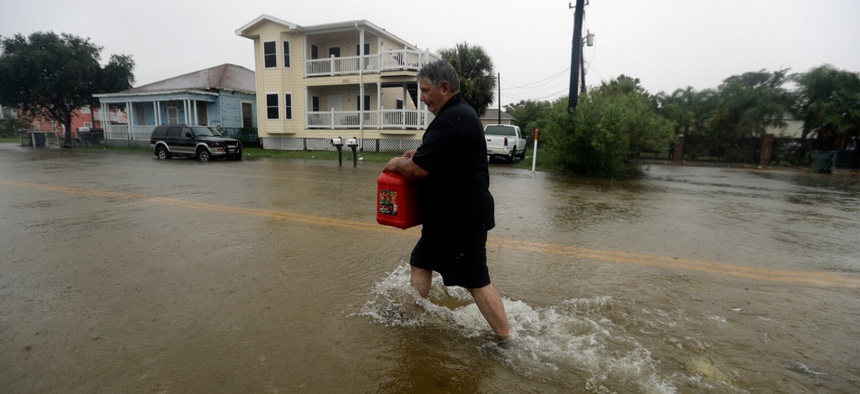 Tropical Storm Imelda Left 5 Dead In Texas And Many Flooded