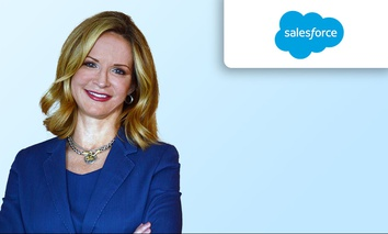 Casey Coleman, SVP Global Government Industry, Salesforce