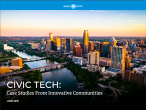 CIVIC TECH: Case Studies From Innovative Communities