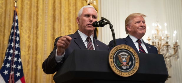Analysis: When a Vice President Becomes a Threat
