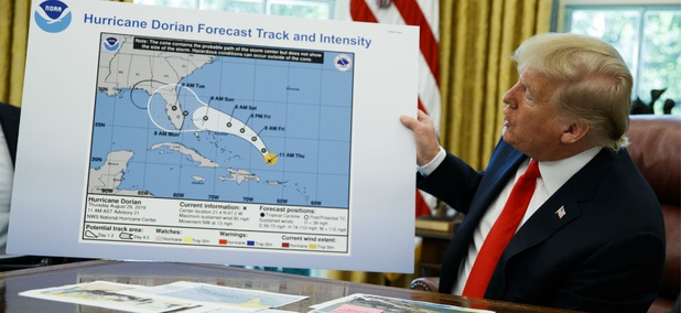 Top Commerce Officials Played Key Role in Drafting Hurricane Statement Supporting Trump, NOAA Chief Says