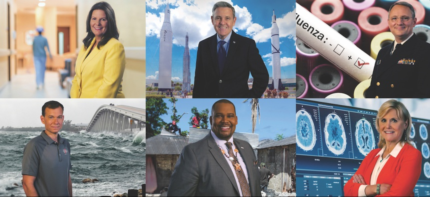 The winners of the Sammies will be honored at a gala on Wednesday night.