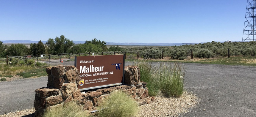A witnesses at Tuesday's hearing said the armed takeover of the Fish and Wildlife Service's Malheur National Wildlife Refuge in 2016 actually brought sympathy for the federal employees who worked there.