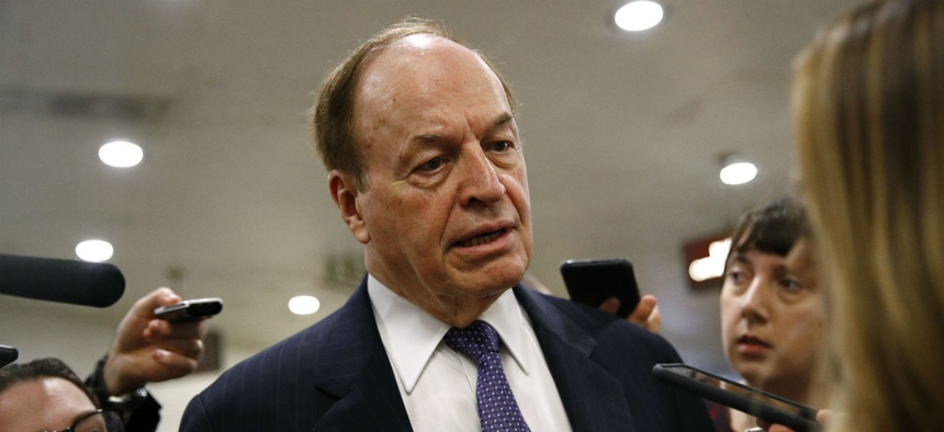 "Sen. Richard Shelby, R-Ala., said the CR would be in the ""ballpark"" of funding agencies through February or March."