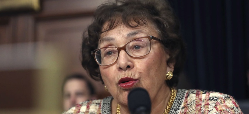 Rep. Nita Lowey, D-N.Y., told reporters that congressional leaders have agreed to the Dec. 20 end date for the new continuing resolution.