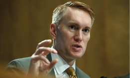 Sen. James Lankford, R-Okla., released the report.