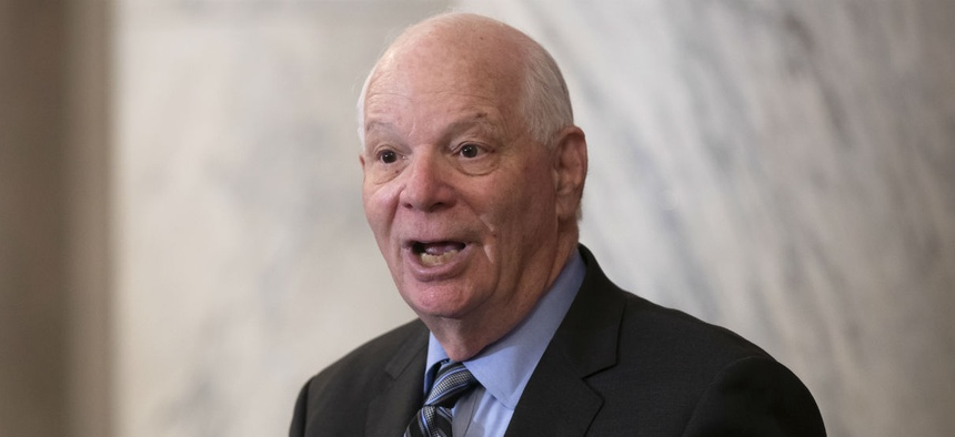 Sen. Ben Cardin, D-Md., led the senators in writing the letter.
