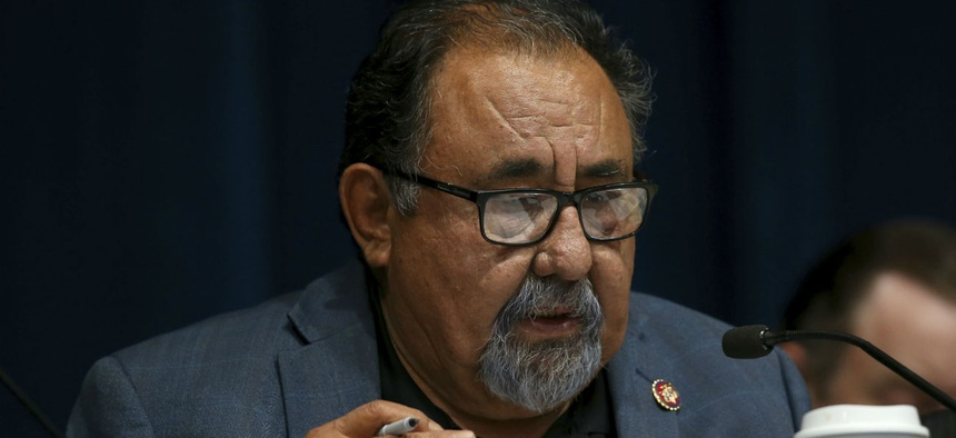 Rep. Raúl Grijalva, D-Ariz., said the Trump administration never turned over a cost-benefit analysis to justify the move.