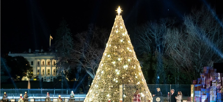 Federal Government Closed Christmas Eve 2020 OPM Issues Guidance on Christmas Eve Closure   Government Executive
