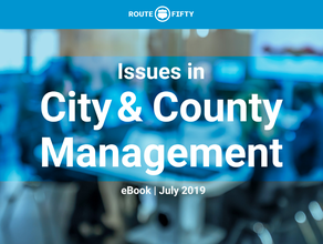 Issues in City and County Management