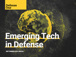 Emerging Tech in Defense