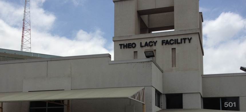 Theo Lacy Facility in Orange, California.