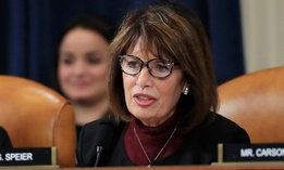 Rep. Jackie Speier, D-Calif., expressed concerns about the downsizing effort.