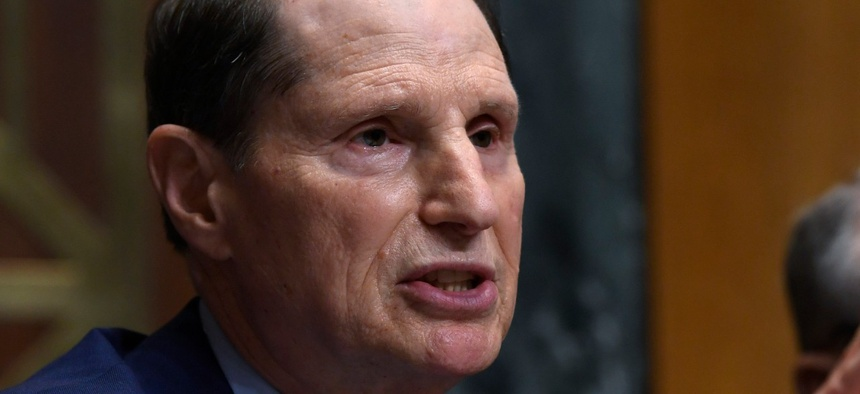Sen. Ron Wyden, D-Ore., is one of the lawmakers who introduced the bill.