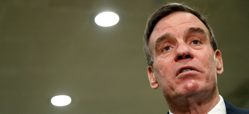 Sen. Mark Warner, D-Va., and seven of his colleagues signed the letter.