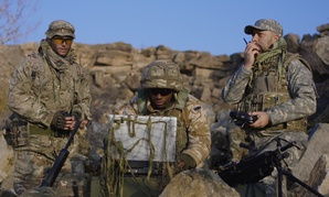 The Future of Military Communications