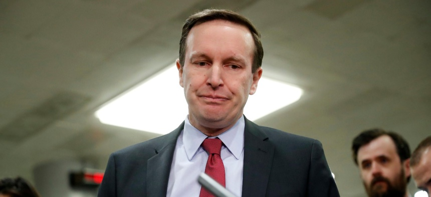 "Sen. Chris Murphy, D-Conn., one of the bill's sponsors, said: ""We simply cannot allow President Trump to weaponize independent oversight positions in his administration to reward his friends, punish his political enemies and cover up wrongdoing."""