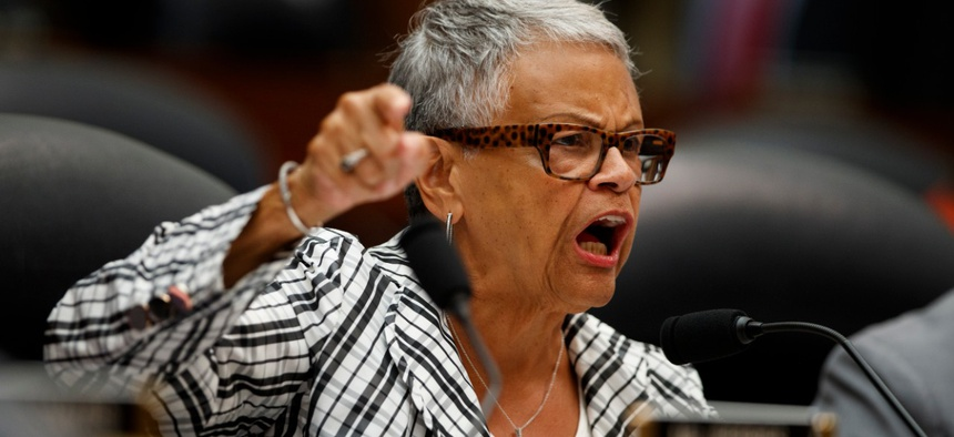 Rep. Bonnie Watson Coleman, D-N.J., is one of the lawmakers gathering signatures for the letter.