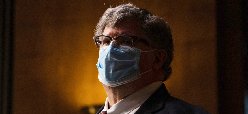 White House lawyer Brian Miller is President Trump's choice as special inspector general for the pandemic recovery.