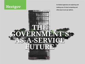The Government's As-a-Service Future