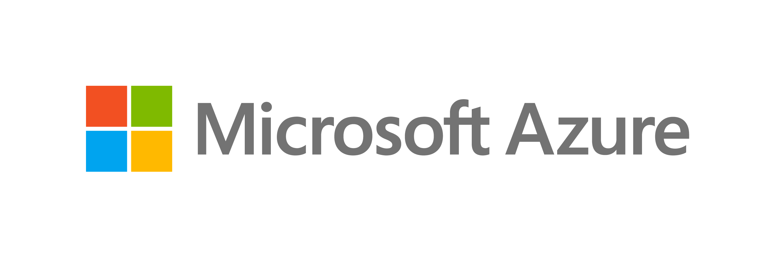 Microsoft Azure's logo