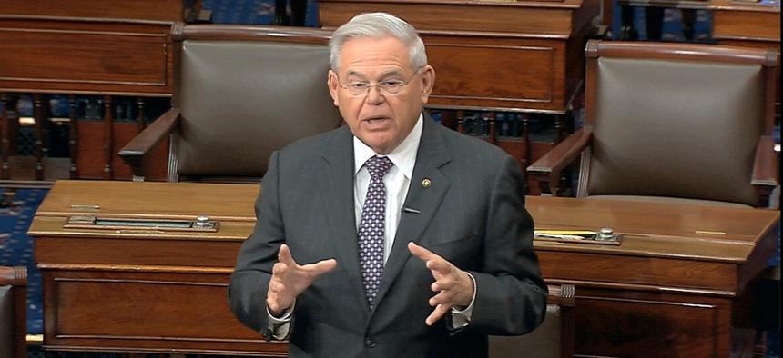 Sen. Robert Menendez, D-N.J., requested an investigation.