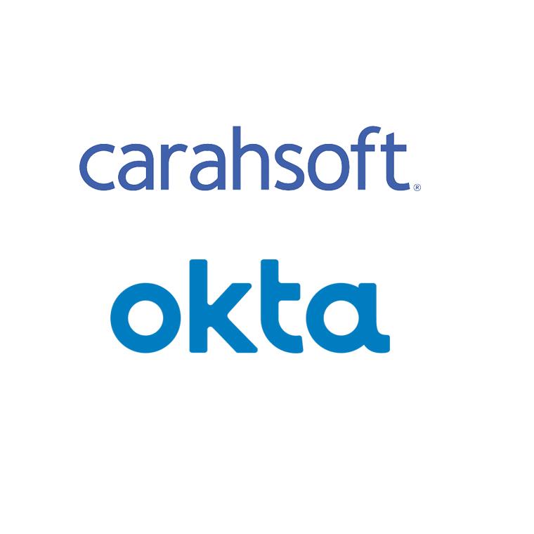 Carahsoft | Okta's logo