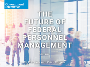 The Future of Federal Personnel Management