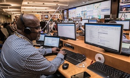 CDC activated its Emergency Operations Center earlier this year in response to the pandemic.