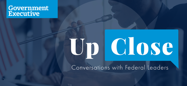 Up Close: Conversations with Federal Leaders, Featuring VA Secretary Robert Wilkie